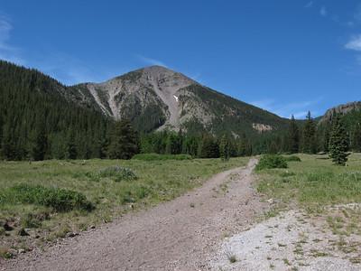 Fremont Peak - Jun. 22, 2013