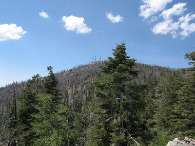 Heliograph Peak - Aug. 2, 2008