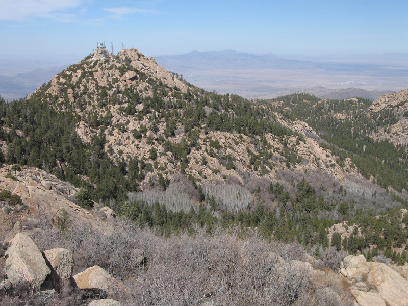 Hayden Peak (8,390)