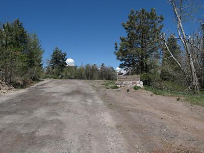 Pima County, Mt. Lemmon - May 29, 2010