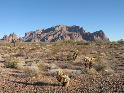 Yuma County, Signal Peak - Dec. 2, 2006