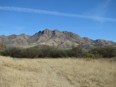 Arizona Mtn Range Highpoints