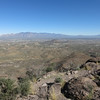 Mt. Lemmon to the northeast.