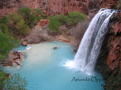 Beautiful Mooney Falls