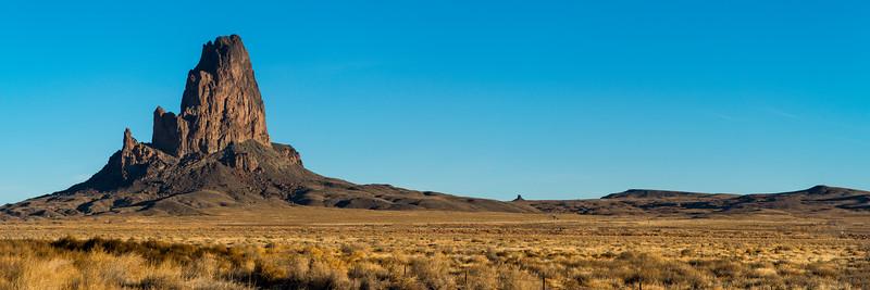 Church Rock Panorama