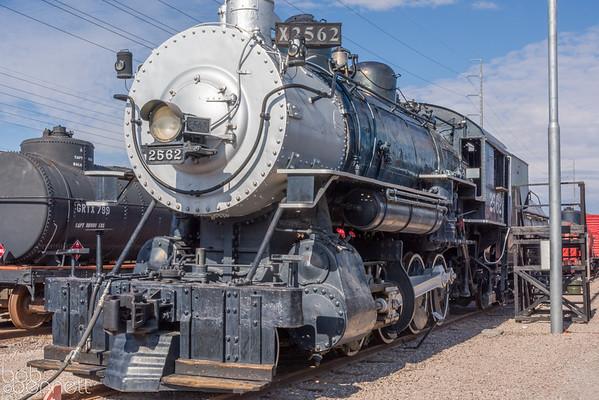 Arizona Railway Museum-January 2015