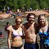 Carly, Brian, and Megan