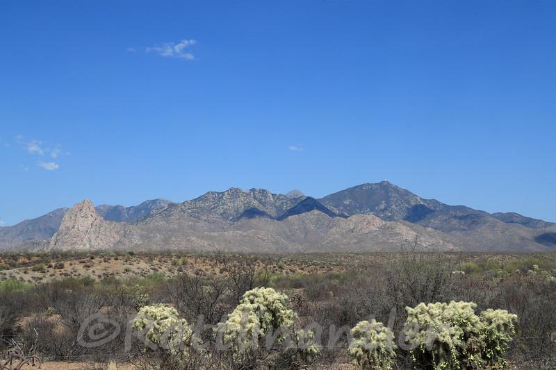 Elephant Head Mountain