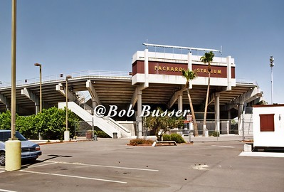 Arizona State University, Packard Stadium (closed) - Tempe, Arizona