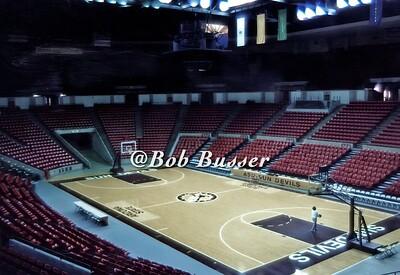 Arizona State University, Wells Fargo Arena - Tempe, Arizona