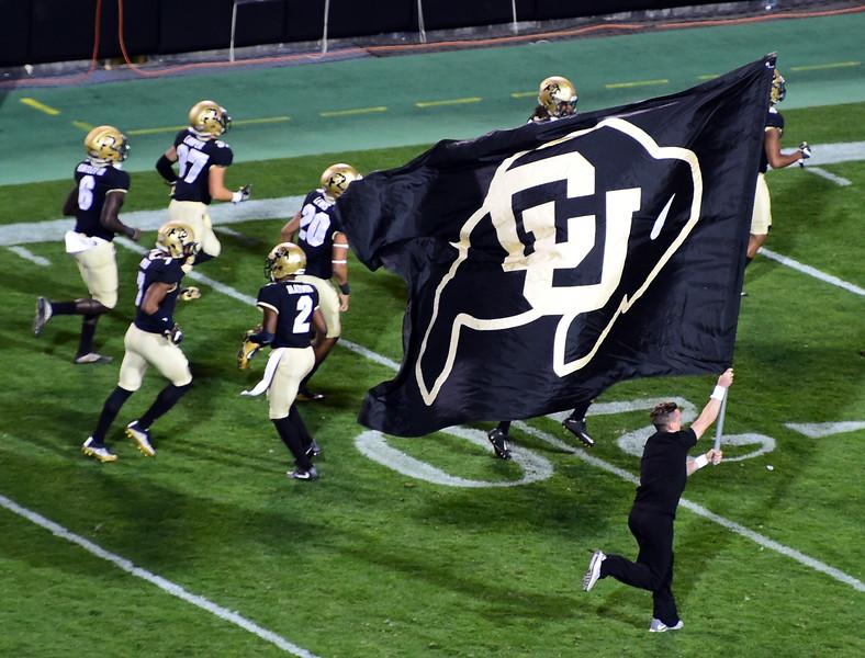 Colorado Arizona State NCAA Football