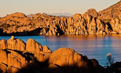 Watson Lake, Prescott