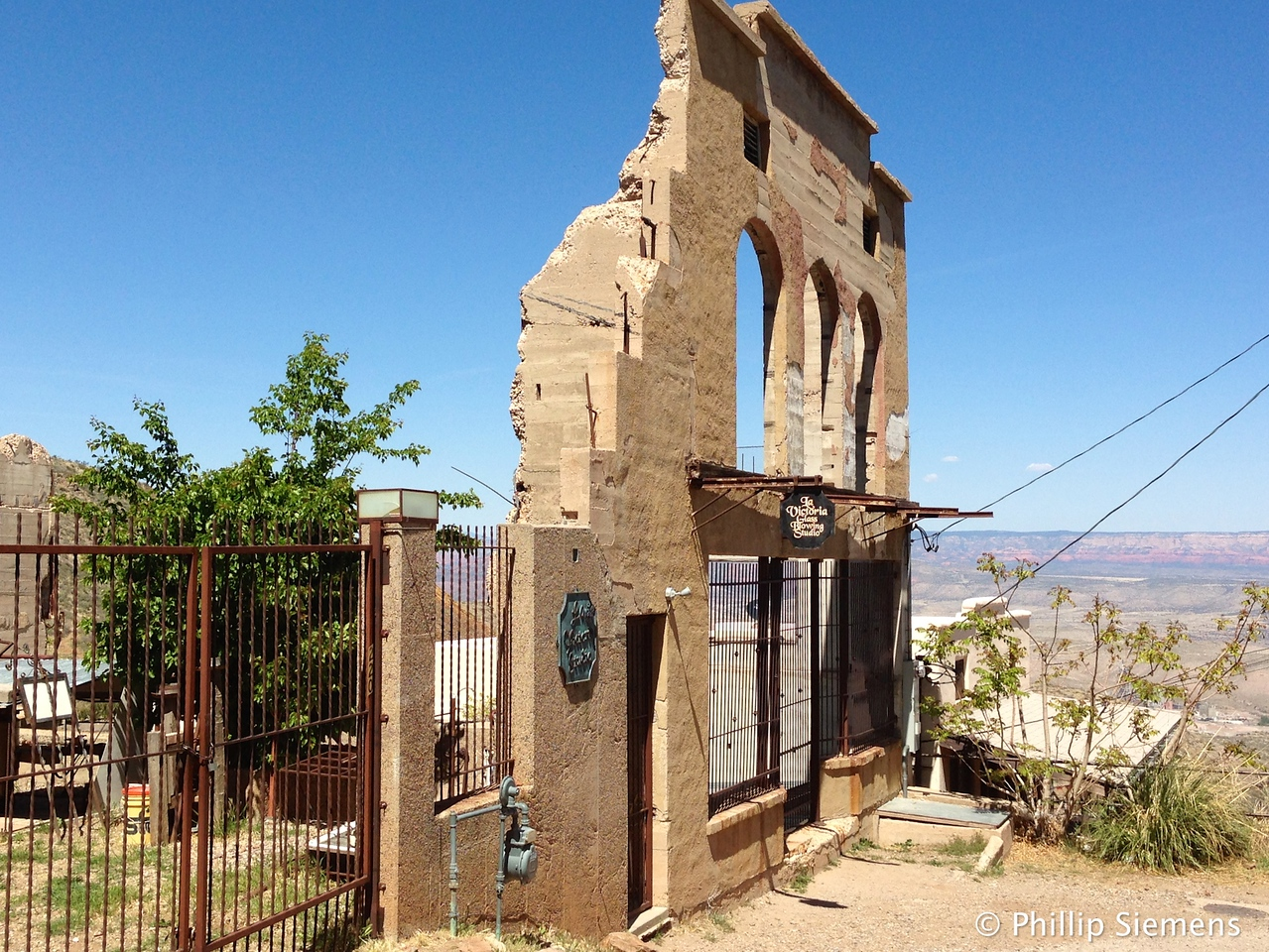 Remnants in Jerome