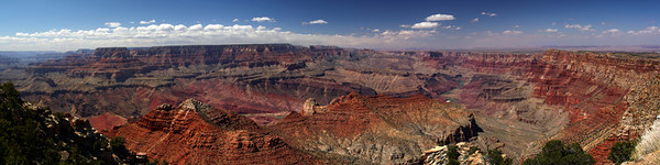Grand Canyon Panoramic South Rim