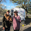 Konrad, Lynn & Sparky ~ Camp Verde AZ