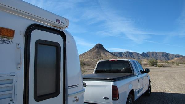 2012 11 - Thanksgiving - Quartzsite AZ / Indio CA