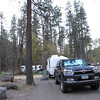 Jerrie's campsite