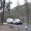 Dale & Jodi's campsite