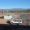 Payson airport. Can you see the guy putting on the green?