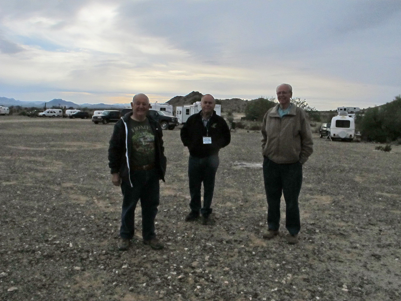 Luis (vargalu), Alan Knudson and Webmaster Gene.