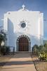 The Federated Church in Ajo, Arizona, USA.