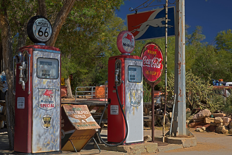Historic Rt.66, Hackberry Arizona
