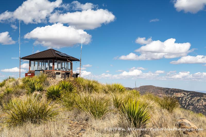 Sugarloaf Mountain, Chiricuhua National Monument, AZ