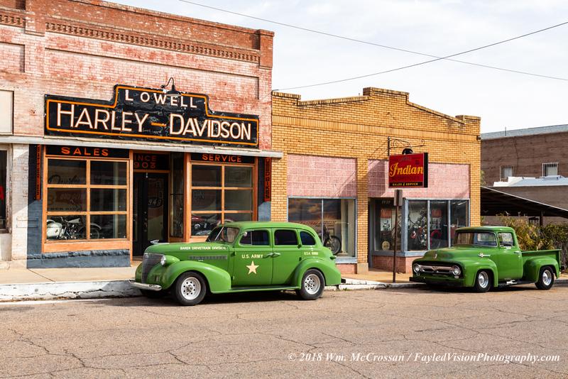 Lowell,  (Bisbee) Arizona