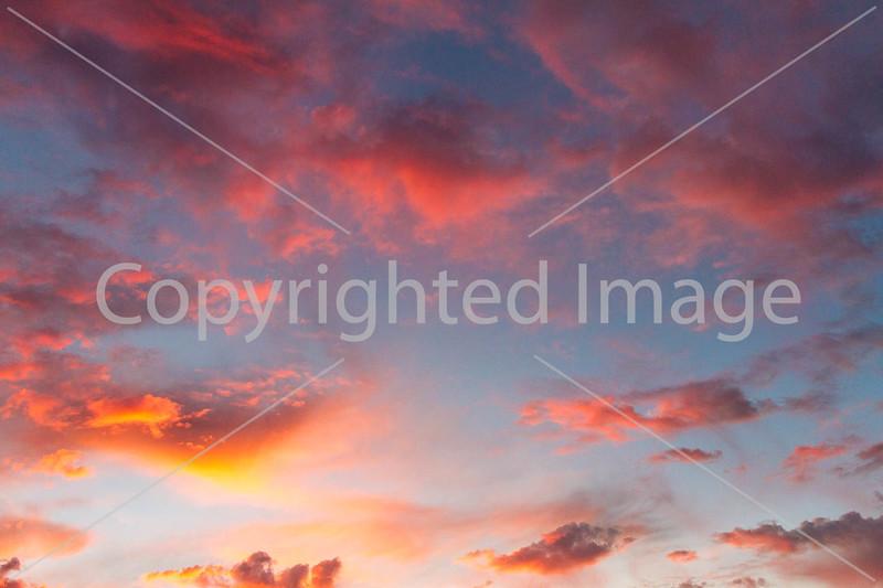 Sunset over southeast Arizona - D3-C3#2-0156 - 72 ppi