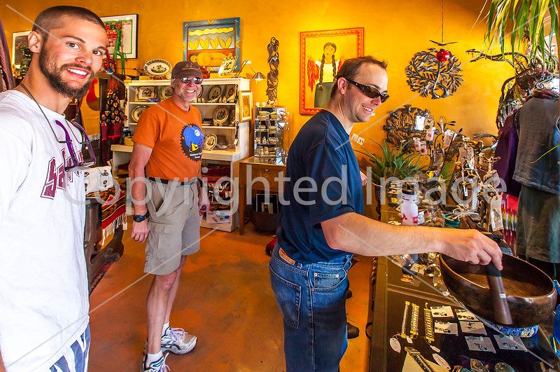 ACA cyclst(s) shopping in Patagonia, AZ - D2 - C2-0051 - 72 ppi