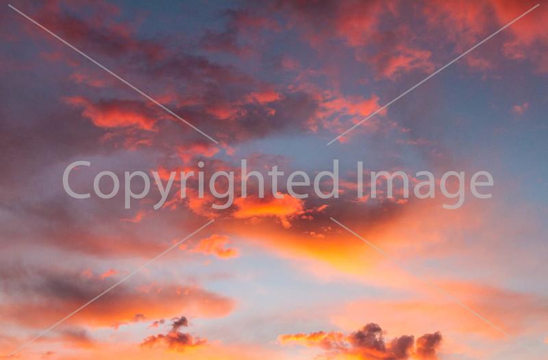 Sunset over southeast Arizona - D3-C3#2-0155 - 72 ppi