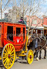 Stagecoach on Allen Street in Tombstone, Arizona - D3-C1-0234 - 72 ppi
