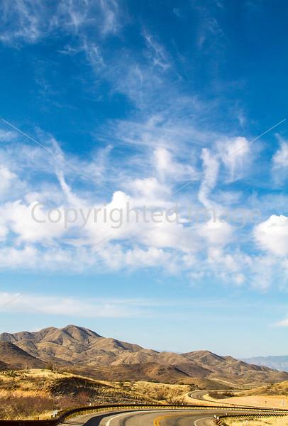 Scenery along AZ Hwys 83 & 82 near Sonoita & Patagonia - D2-C3-0308 - 72 ppi