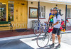 ACA -  End of day's ride in Tombstone, Arizona - D3-C3#1-0390 - 72 ppi