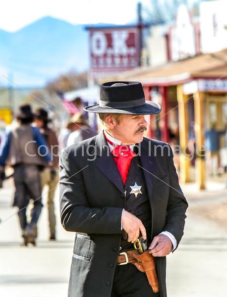 Gunfighters in Tombstone, Arizona - D3-C1- - 72 ppi-5