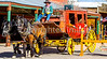 Stagecoach on Allen Street in Tombstone, Arizona - D3-C1-0365 - 72 ppi