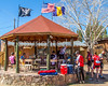 ACA - Arriving for lunch in Elgin, Arizona - D3-C3#1-0172 - 72 ppi
