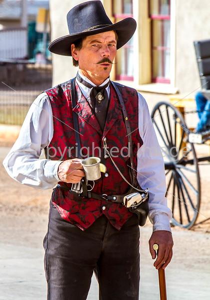 Doc Holliday, Tombstone, Arizona - D3-C1-0346 - 72 ppi