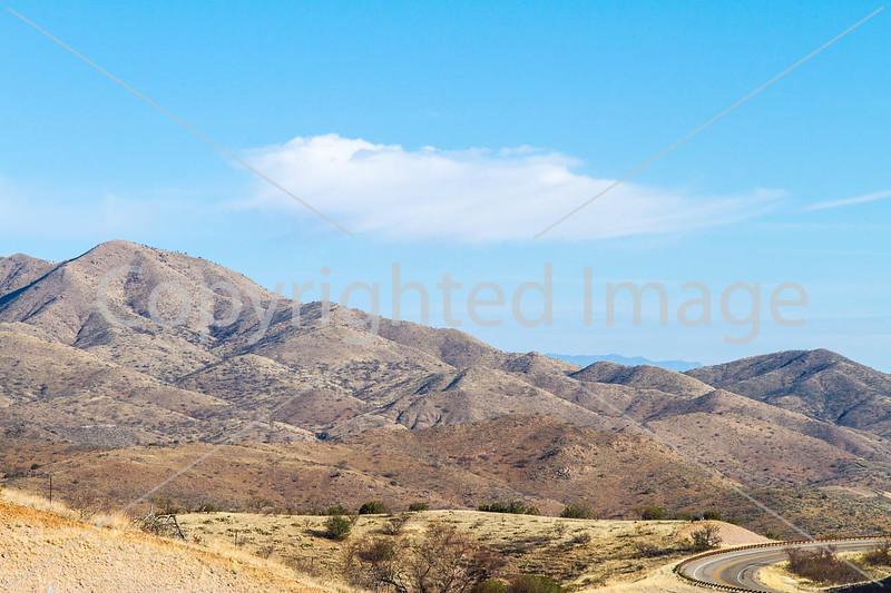 Scenery along AZ Hwys 83 & 82 near Sonoita & Patagonia - D2-C3-0009 - 72 ppi