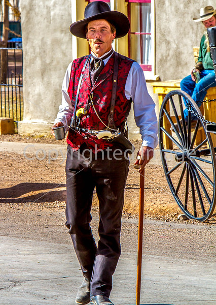Gunfighters in Tombstone, Arizona - D3-C1- - 72 ppi-5-3