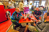 ACA - Cyclists in Gathering Grounds Coffeehouse, Patagonia, AZ - D3-C2- - 72 ppi