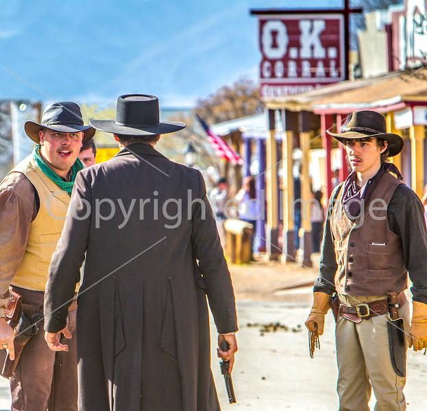 Gunfighters in Tombstone, Arizona - D3-C1- - 72 ppi-3
