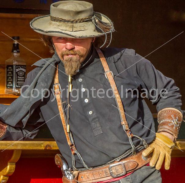 Gunfighters in Tombstone, Arizona - D3-C1-0491 - 72 ppi
