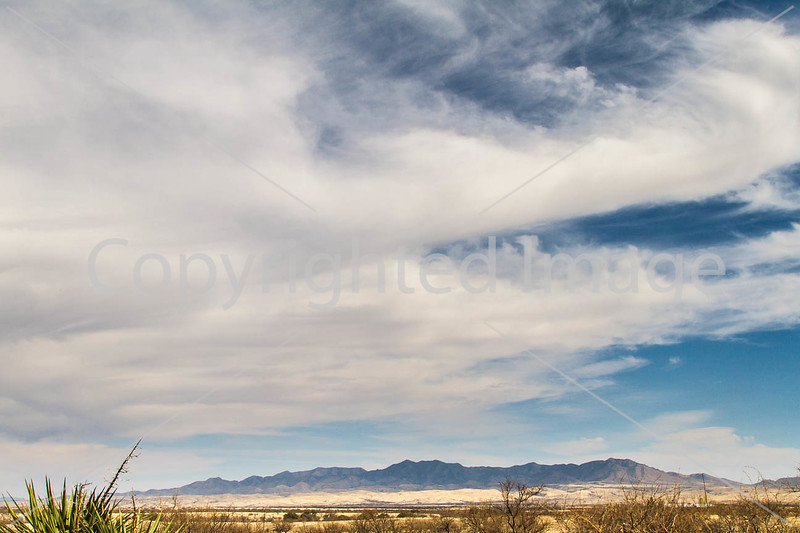Scenery along AZ Hwys 83 & 82 near Sonoita & Patagonia - D2-C3-0210 - 72 ppi