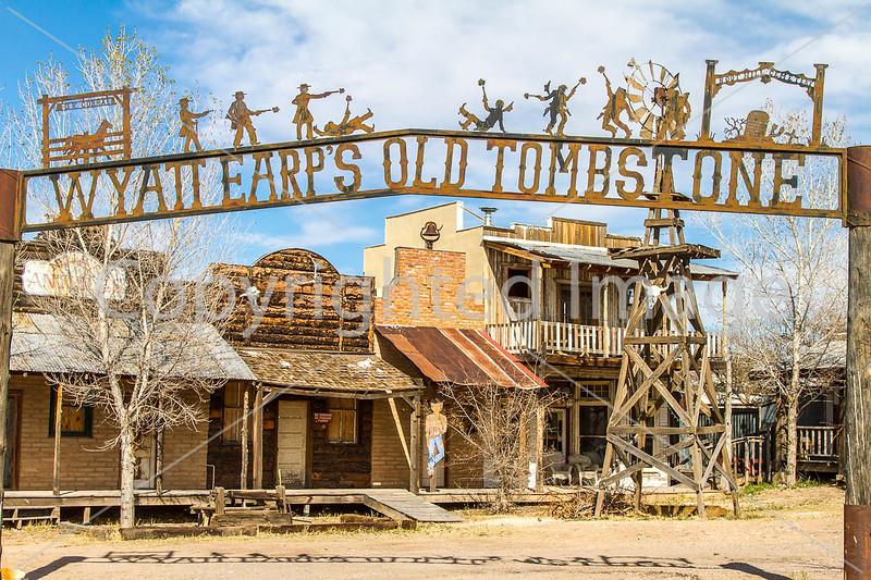 Tombstone, Arizona - D3-C3#1-0435 - 72 ppi