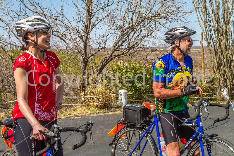ACA -  End of day's ride in Tombstone, Arizona - D3-C3#1-0373 - 72 ppi