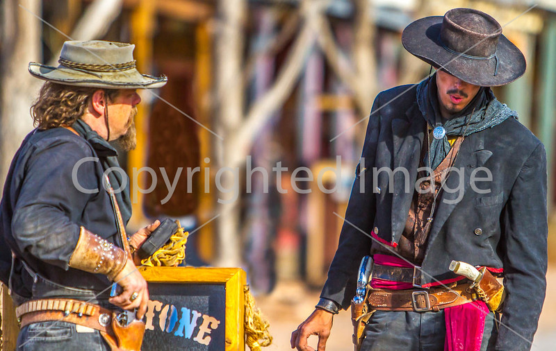 Gunfighters in Tombstone, Arizona - D3-C1- - 72 ppi-2-4