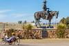 ACA - Statue in Sonoita, Arizona - D3-C3#1-0113 - 72 ppi