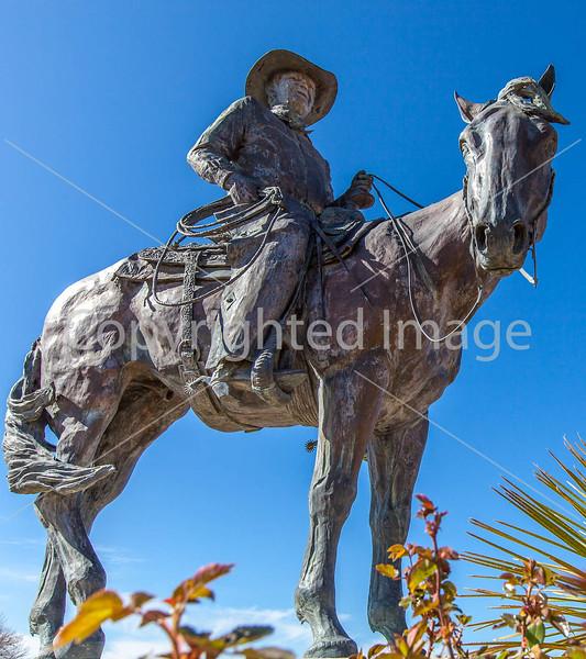 Statue in Sonoita, Arizona - D3-C2-0053 - 72 ppi-4