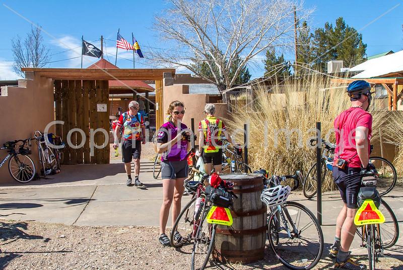 ACA - Arriving for lunch in Elgin, Arizona - D3-C3#1-0191 - 72 ppi